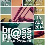 BOS 2014 Plakat